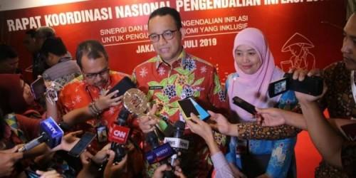 Gubernur DKI Jakarta Anies Baswedan mengapresiasi langkah dari penegak hukum yang berjibaku memberantas peredaran narkoba di lingkungan pendidikan. (Foto: Istimewa)