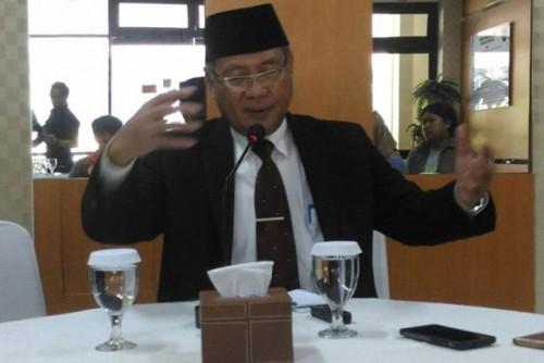 Profesor Wahaono Sumaryono Ajak Semua Pihak Beri Kontribusi Bagi Negara