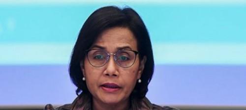 Ilustrasi - Menteri Keuangan Sri Mulyani menyampaikan pemaparan saat konferensi pers APBN KiTa (Kinerja dan Fakta) di Kementerian Keuangan, Jakarta, Jumat (21/6/2019). Realisasi defisit APBN hingga Mei 2019 mencapai Rp127,45 triliun atau sekitar 0,79 pers