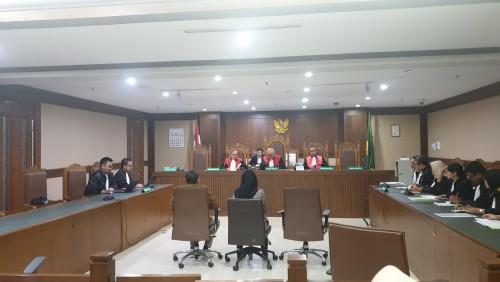Fakta Persidangan Dan Barang Bukti Jadi Bahasan Pembelaan Elviyanto dan Mirawati